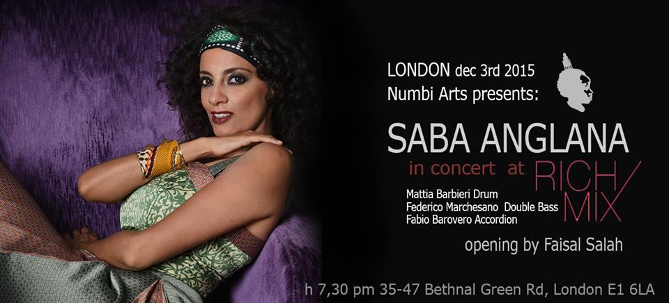 SABA London
