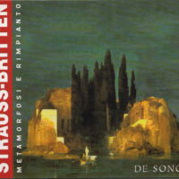 "DE SONO ""Strauss-Britten metamorfosi e rimpianto""(desono) 2005"
