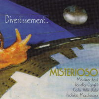 "MISTERIOSO ""Divertisment"" (CMC) 1998"