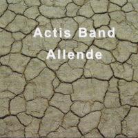 """ACTISBAND """"Allende"""" (Leo Rec.) 2005"""