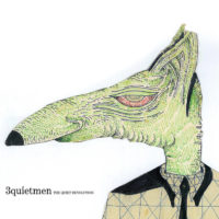 "3QUIETMEN ""Quiet revolution"" (Contro records) 2012"