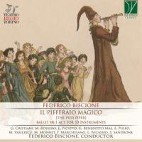 """FEDERICO BISCIONE """"Il pifferaio magico"""" (davinci editions 2018)"""